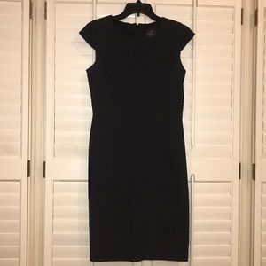 Adrianna Patel Black Dress